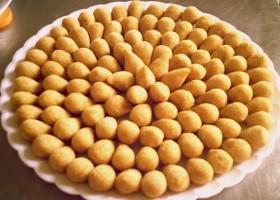 Massa de Salgados Fritos