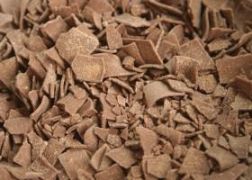 Farofa para Cobertura Sabor Chocolate