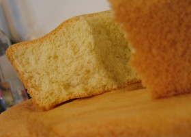 Pão de Ló Branco