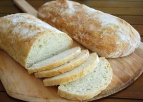 Pão Ciabatta