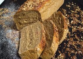 Pão de Soja e Girassol Light