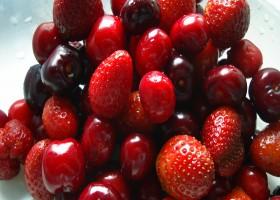 Gel para Confeitaria Frutas Vermelhas
